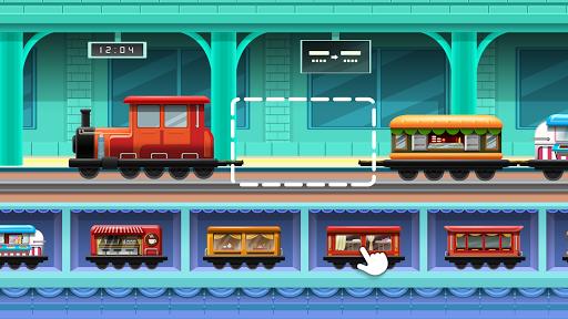 Train Builder - Train simulator & driving Games screenshots 1
