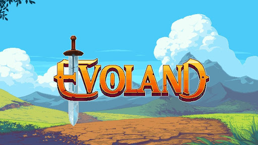 Evoland game for Android screenshot