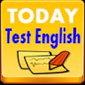 今天測英文 icon