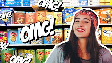 Breakfast Cereal - YouTube Thumbnail Template