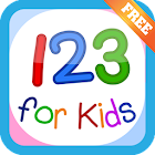 Kids Learn Counting Numbers icon