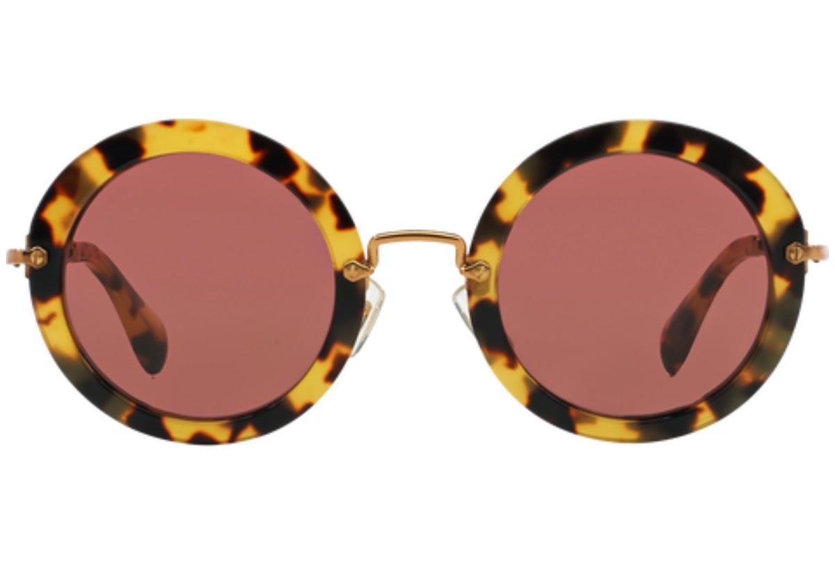 3dc89afd180 Buy Miu Miu MU 13NS C49 7S00A0 Sunglasses