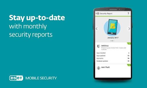 ESET Mobile Security & Antivirus screenshots 12
