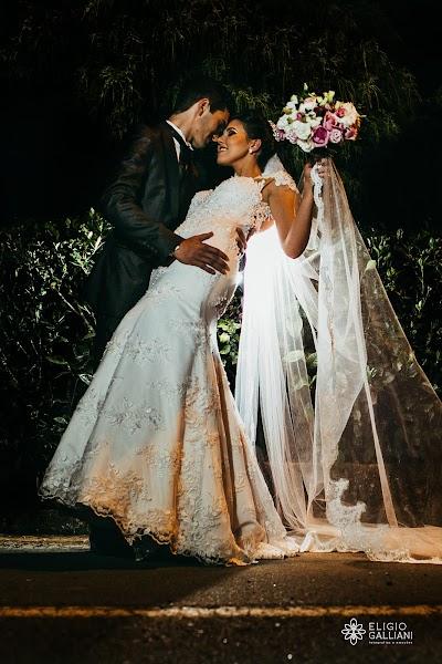 Fotógrafo de casamento Eligio Galliani (galliani). Foto de 18.06.2018