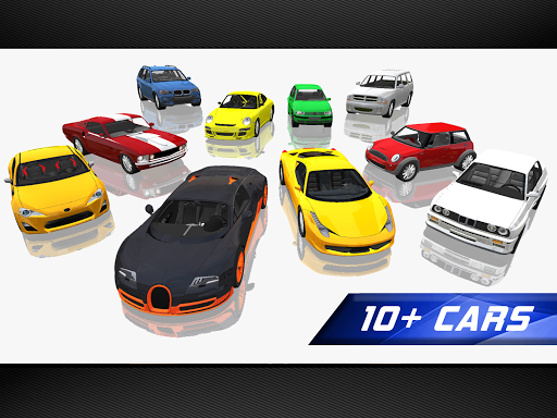 Racing in City - In Car Driving 3D Fast Race Game 2.0.2 screenshots 12