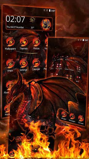 3D Fire dragon 1.1.7 screenshots 2