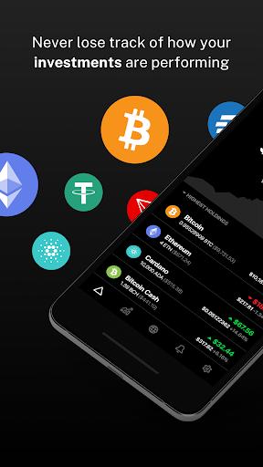 Delta - Bitcoin & Cryptocurrency Portfolio Tracker Apk 1