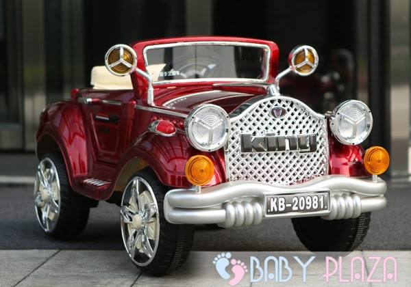 Xe hơi điện trẻ em KB-20981 4
