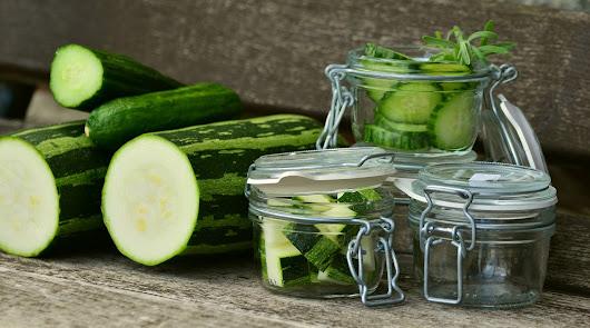 Calabacín con cebolla a la plancha (o en puré) para disfrutar comiendo sano
