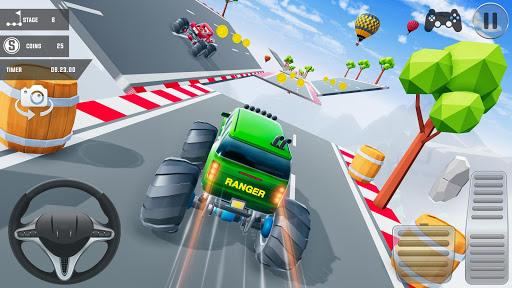 Ramp Car Stunts 3D - GT Racing Stunt Car Games apktram screenshots 4
