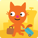 Sago Mini Airport icon