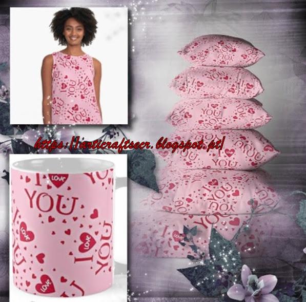 Designs Para o Dia dos Namorados
