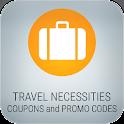 Travel essentials Coupon–Im In icon