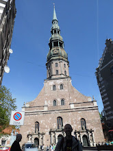 Photo: die Petrikirche