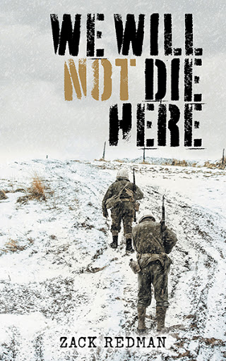 We Will Not Die Here cover