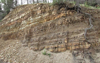 Photo: Stratigraphy