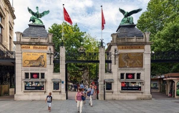 Jardim Zoológico de Antuérpia