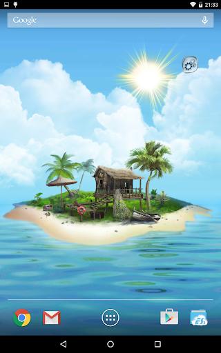 Mysterious Island Lite