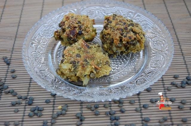Lentil Croquettes
