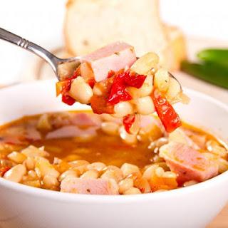 Disney Great Northern Bean Soup.
