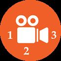 123 Screen Recorder, Messenger Video Call Recorder icon