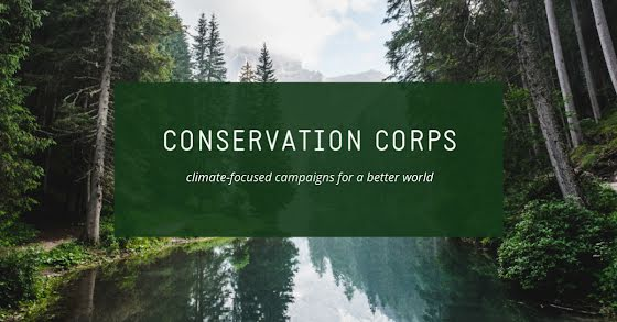 Conservation Corps - Facebook Event Cover Template