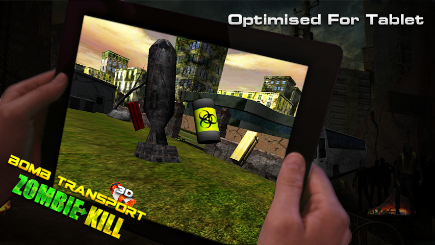 android Bomb Transport Simulator ZK 3D Screenshot 2