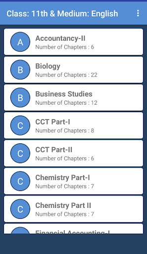 Download books - NCERT 1.0.4 screenshots 3