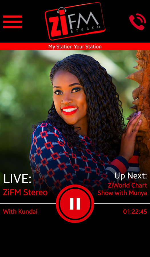 ZiFM Stereo Official- screenshot