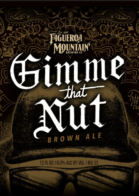 Logo of Figueroa Mountain Gimme that Nut