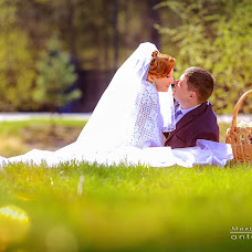 Wedding photographer Mikhail Antonov (Astudi). Photo of 27.04.2014