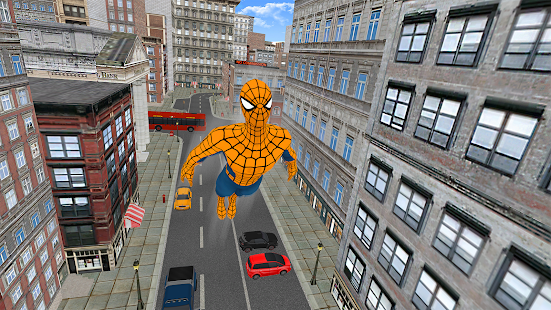 Game Strange Spider Hero Future War APK for Windows Phone