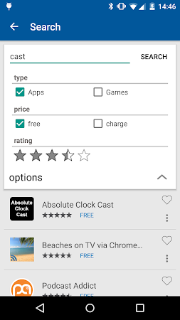 Cast Store for Chromecast Apps 0.13.2-11 screenshot 309554