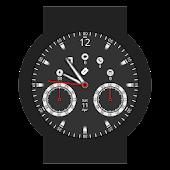 razorWFC Chronograph Watchface