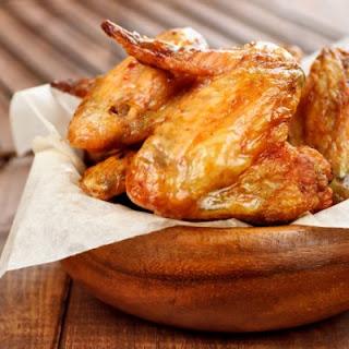 Salsa Chicken Wings Recipes