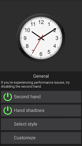 Clock 1.5 Screenshots 7