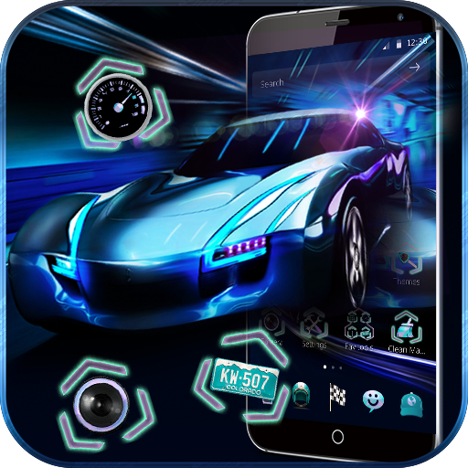 Furious Race Car Theme – fast speed