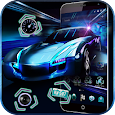 Furious Race Car Theme – fast speed icon
