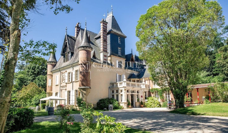 Castle Mirande