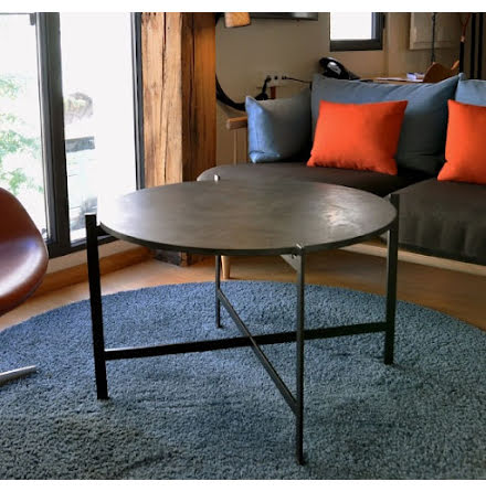 Deck Table Large, skiffer
