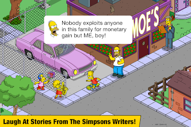 The Simpsons:  Tapped Out 4.28.5 Apk (Free Shopping) MOD 5
