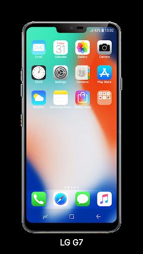 Launcher iOS 13 screenshot 11