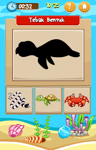 Game Anak Edukasi Hewan Laut 2.0.0 screenshots 7