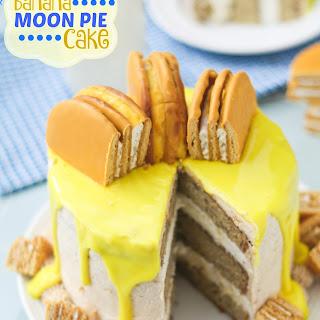 Banana Moon Pie Layer Cake