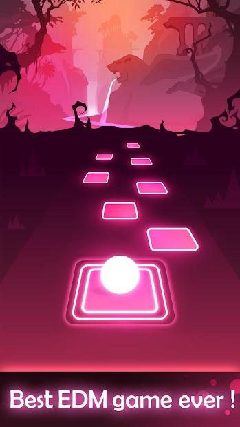 Tiles Hop: EDM Rush! Android App Screenshot