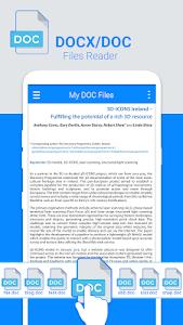 All Document Reader: PDF, PPT, RTF, DOC, ODF, XLSX 1.5