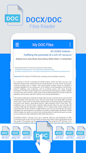 All Document Reader: PDF, PPT, RTF, DOC, ODF, XLSX 2.2.1 APK + MOD Download 1