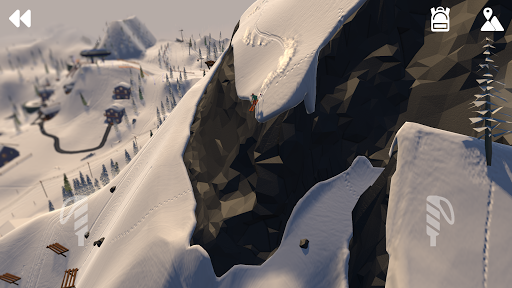 Grand Mountain Adventure: Snowboard Premiere apkmr screenshots 7
