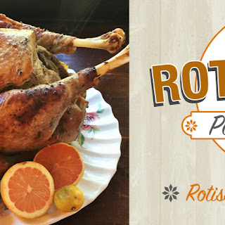 Rotisserie Holiday Goose