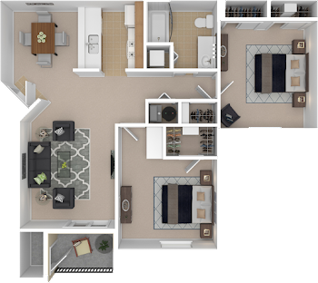 Go to Bermuda Floorplan page.